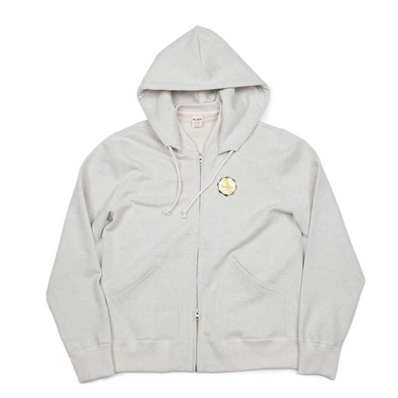 Modified Sweat Zip Parka