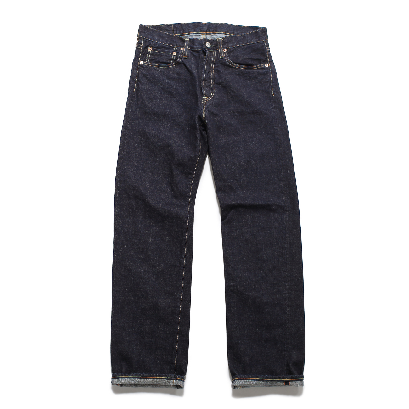5P Standard Straight Jeans