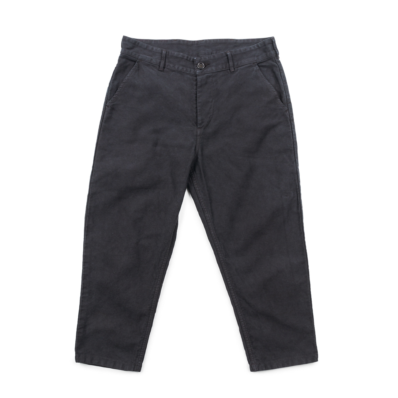 Moleskin Cropped Pants