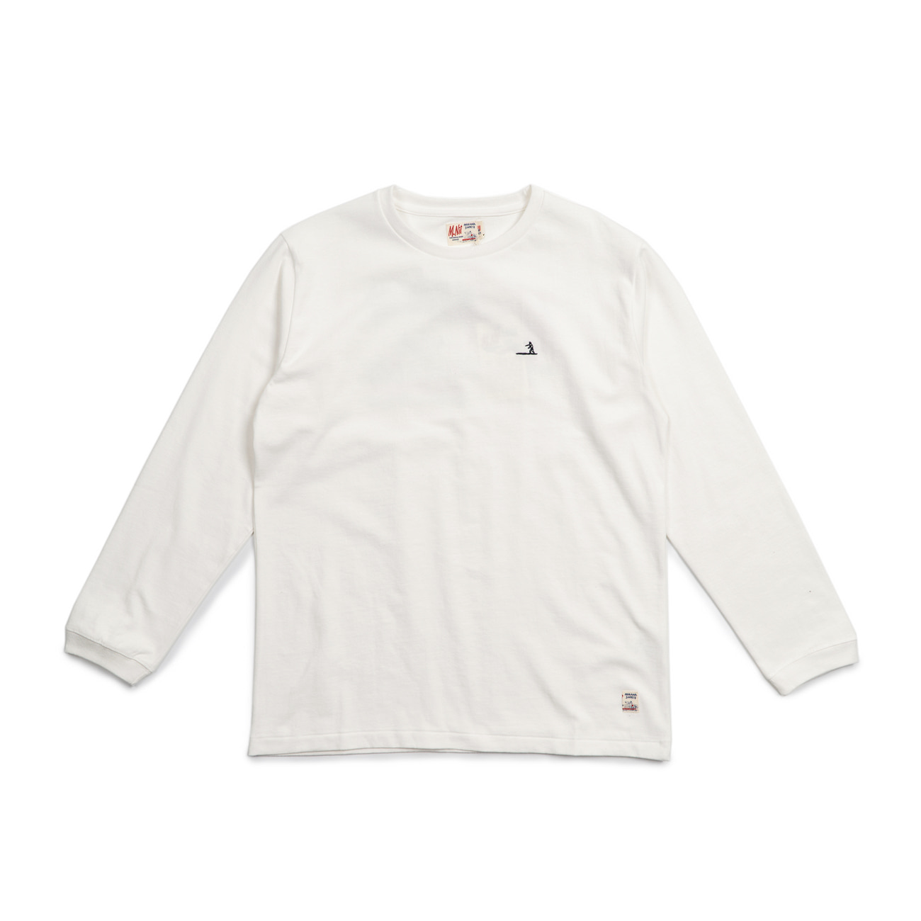 Basic Logo Long Sleeve