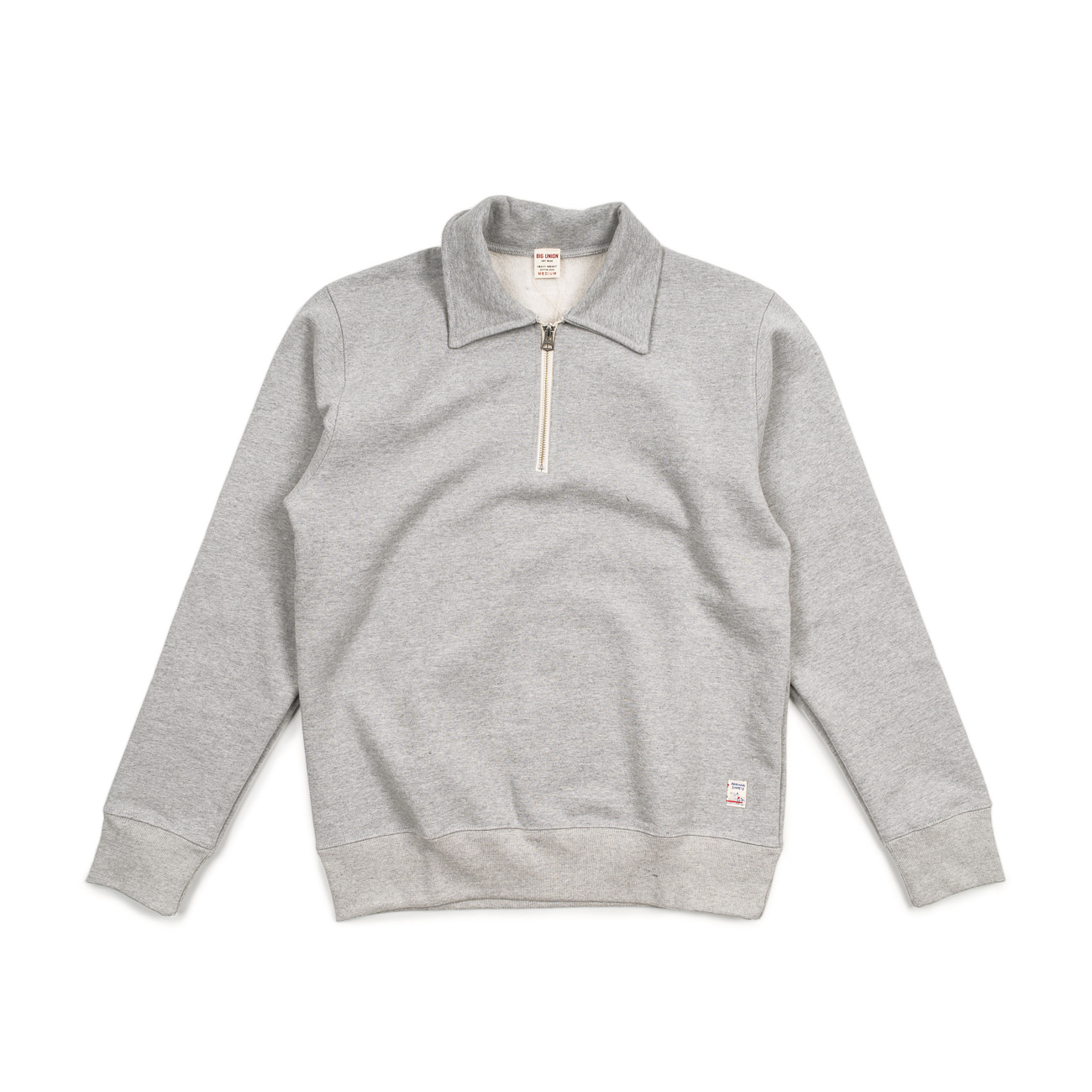 1/2 Zip Sweatshirt