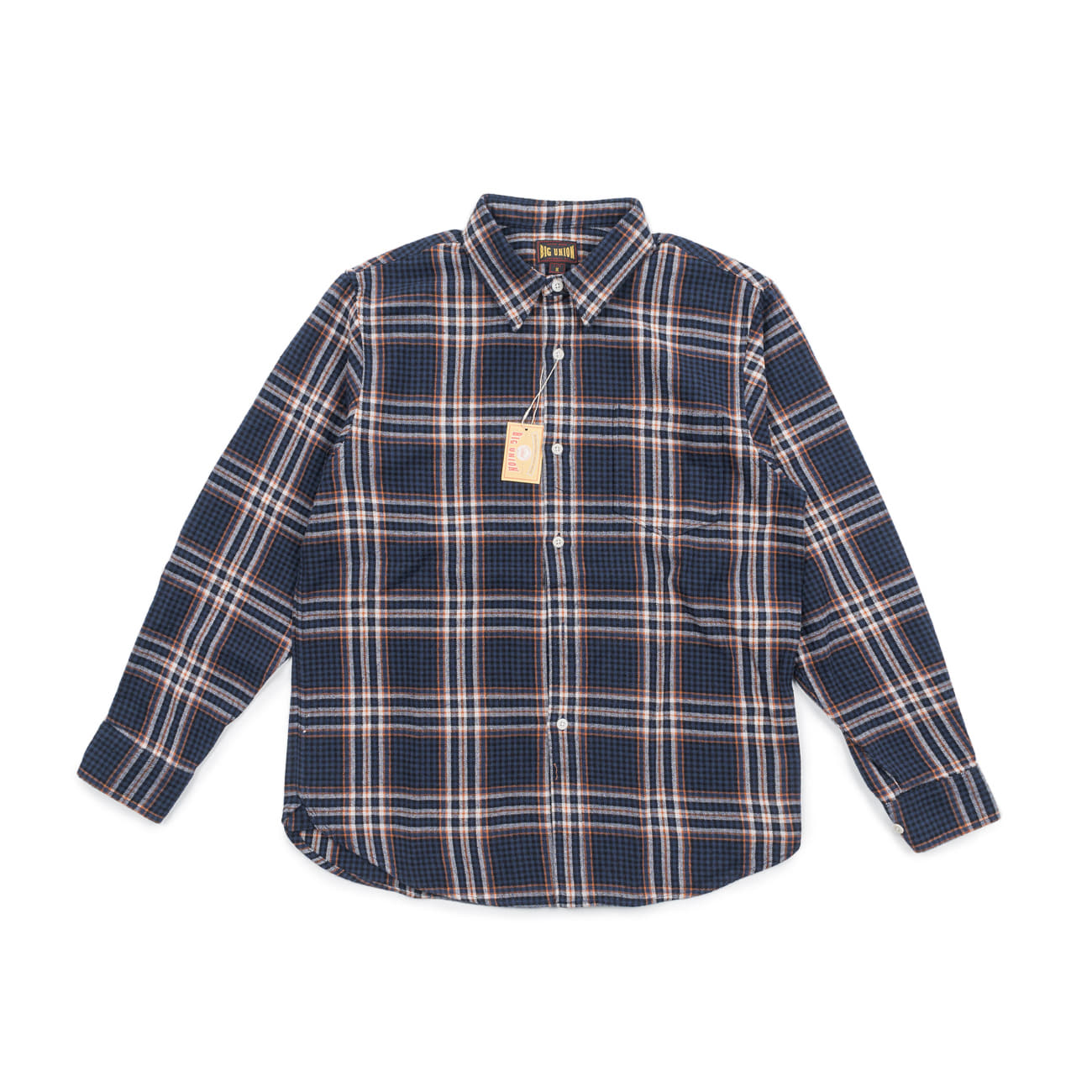 17FW Check Flannel Shirt