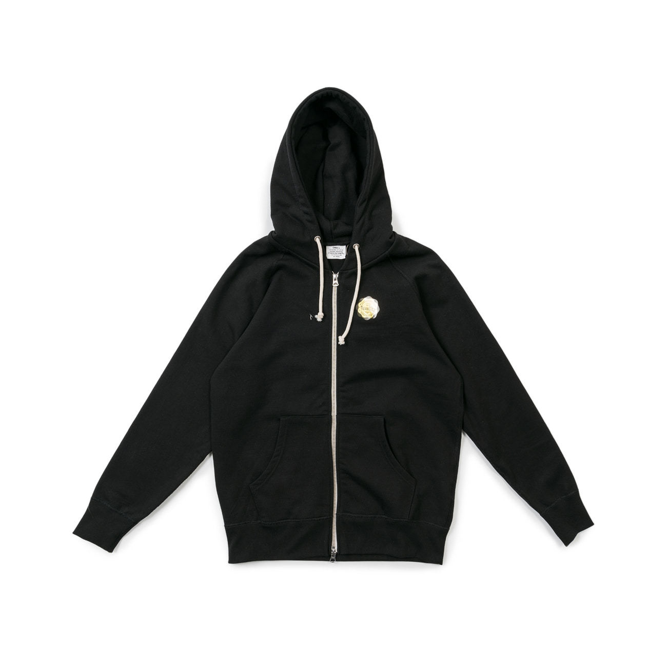 GYM Sweat Zip Parka