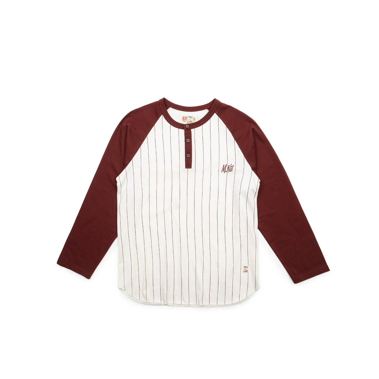Stripe Baseball Jersey