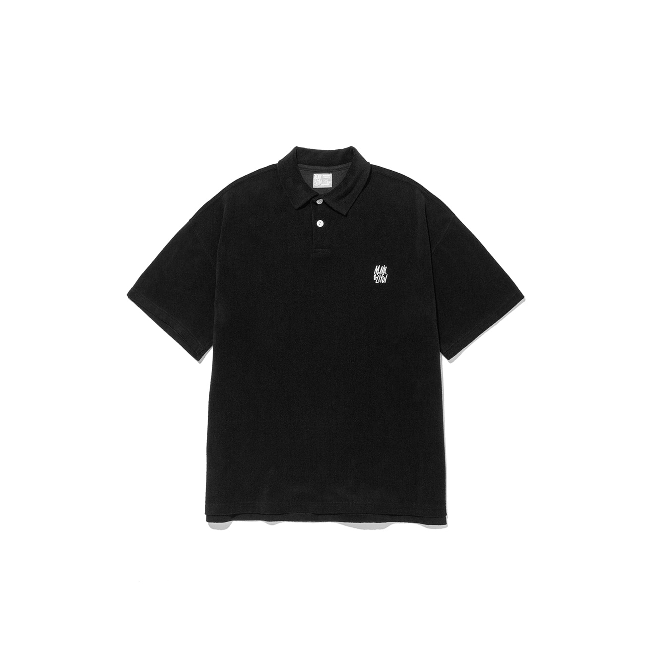 M.Nii x LIFUL Terry Polo Shirt
