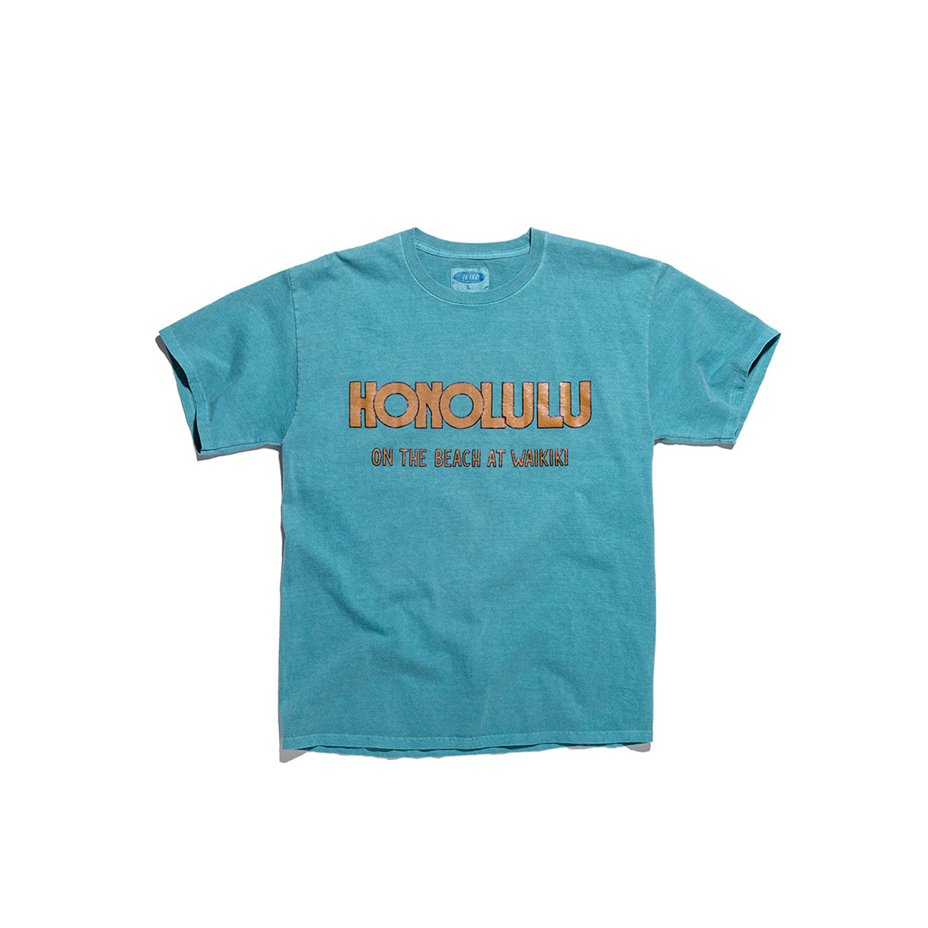 Original University T-shirt-HONOLULU