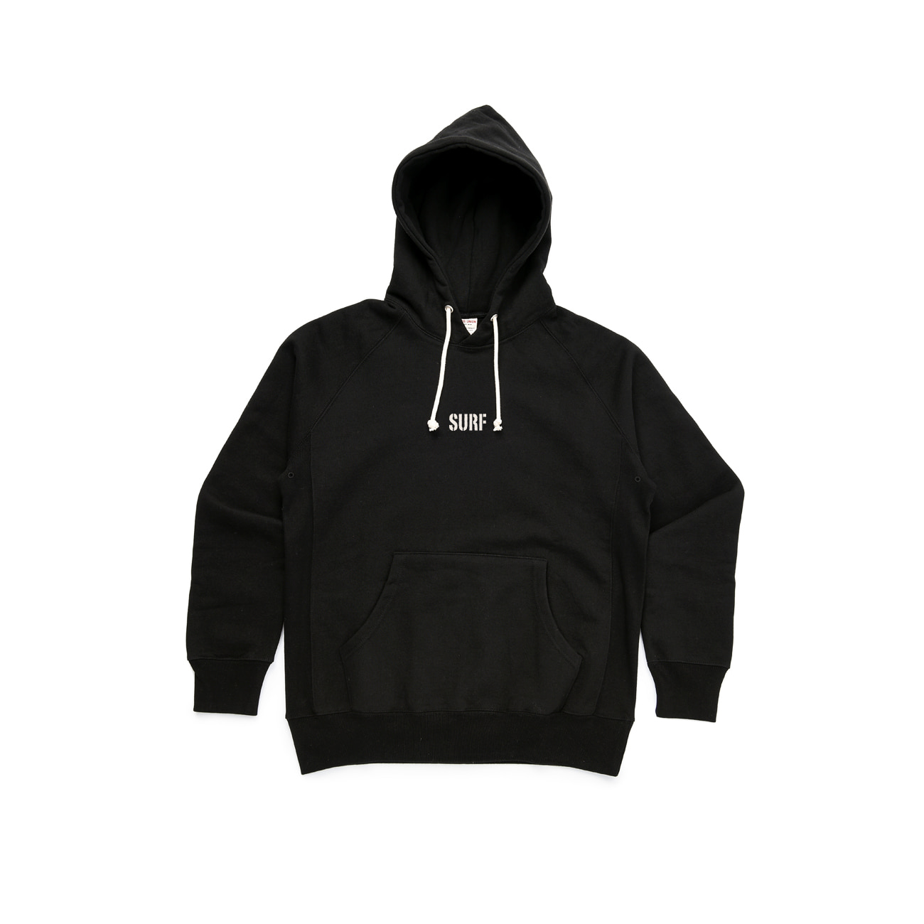 BIG UNION X BUND Let Us SURF Pullover Hood