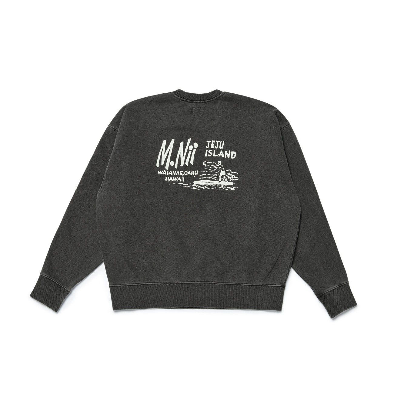 Jeju Edition Pigment Sweat Crew