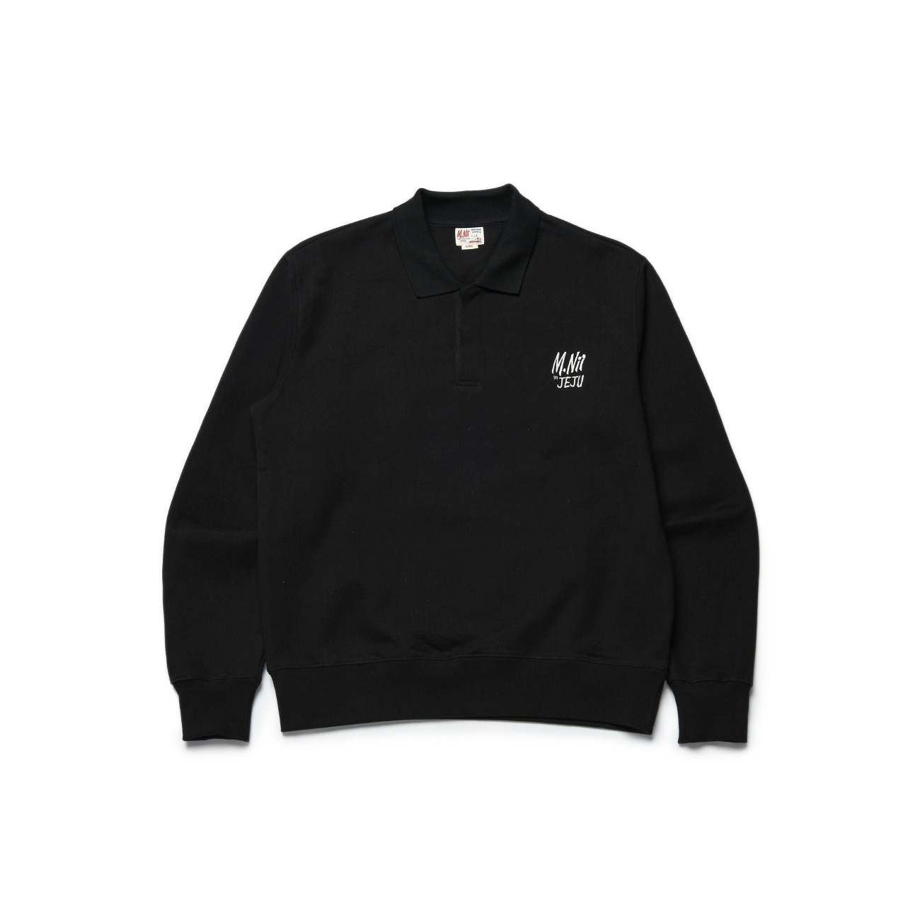 Jeju Edition Polo Sweat