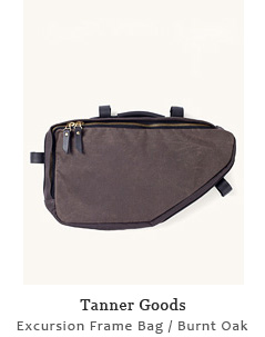 Excursion Frame Bag