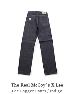 Lee Logger Pants