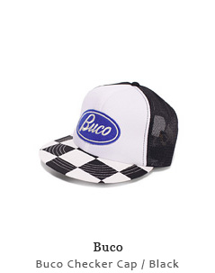 Buco Checker Cap