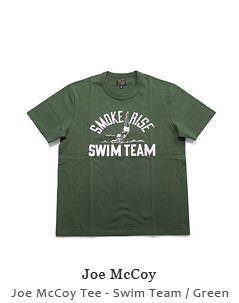 Joe McCoy Tee / Swim Team