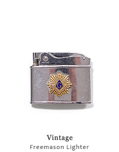 Freemason Lighter