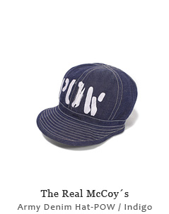 Army Denim Hat / POW