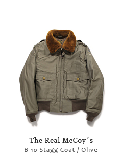 B-10 Stagg Coat