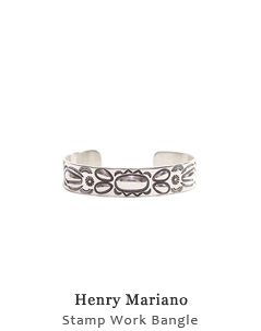 Stamp Work Bangle