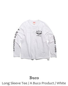 Long Sleeve Tee / A Buco Product