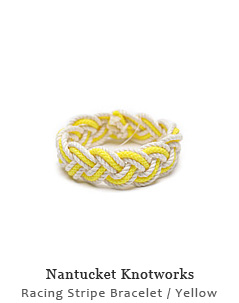 Racing Stripe Bracelet