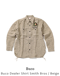 Buco Dealer Shirt / Smith Bros
