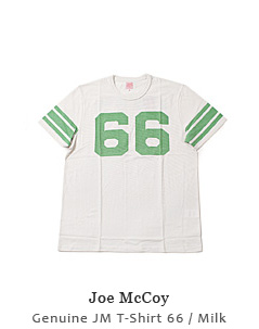 Genuine JM T-Shirt / 66