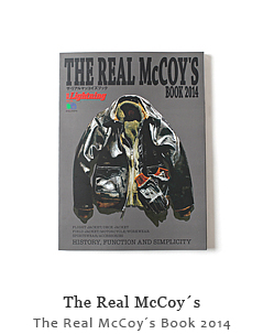 The Real McCoy´s Book 2014