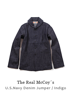 U.S.Navy Denim Jumper