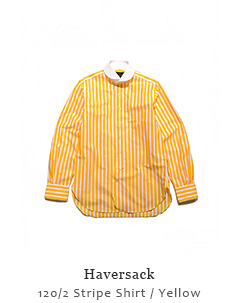 120/2 Stripe Shirt
