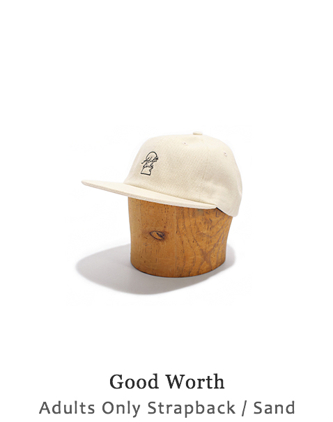 Adults Only Strapback