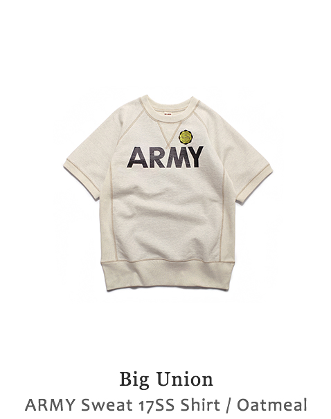 ARMY Sweat 17SS Shirt
