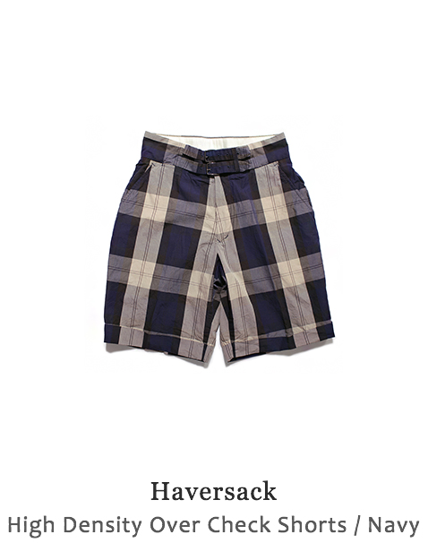 High Density Over Check Shorts