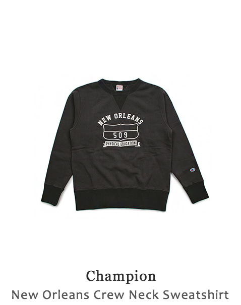New Orleans Crew Neck Sweatshirt