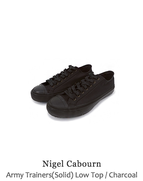 Army Trainers(Solid) Low Top