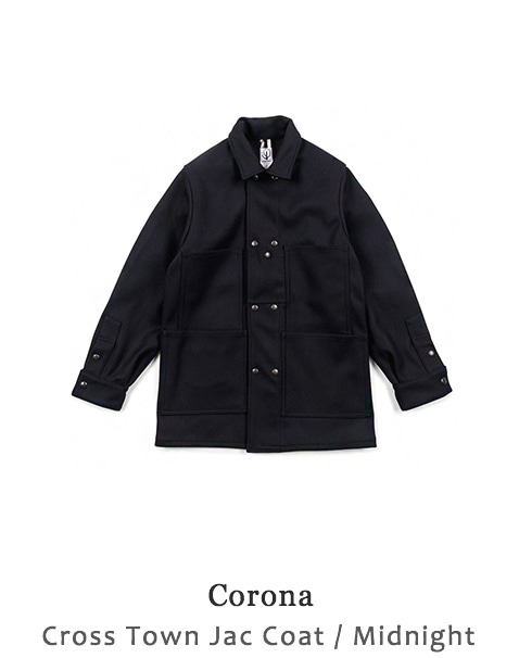 Cross Town Jac Coat